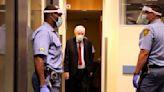 Mladic closing speech cut short at genocide appeal