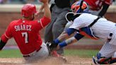 Mets takeaways from Sunday's 7-1 loss to Reds, including a slow day at the plate