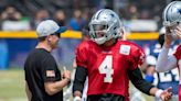 With Dak Prescott out for days (or weeks), focus shifts to Dallas Cowboys' backup plan