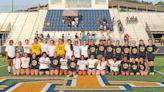 South Point Lady Pointers Alumni Soccer Participants - The Tribune