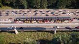 緩解I-270公路塞車 馬州擬建單軌列車