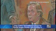 Judge Orders 'Unconditional Release' For Ronald Reagan Shooter John Hinckley Jr.
