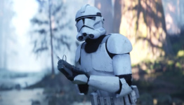 STAR WARS Fan Short Features Shockingly Realistic Animation