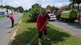 Desplegadas cuadrillas de limpieza y asfaltado en Naguanagua
