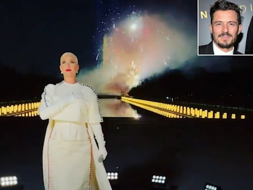 Orlando Bloom Says He Is 'One Proud Partner' Following Katy Perry's Stunning Inauguration Performance