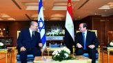 Israel PM in first official trip to Egypt in over a decade
