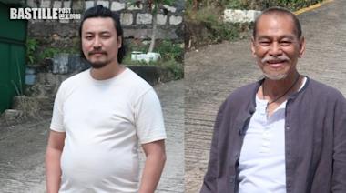 張建聲為新劇暴食增肥至220磅 陳觀泰食素致紅白血球失衡 | 娛圈事