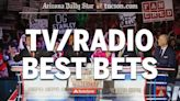 Tuesday's TV/radio sports best bets