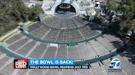 Hollywood Bowl plans grand return to live music under the stars