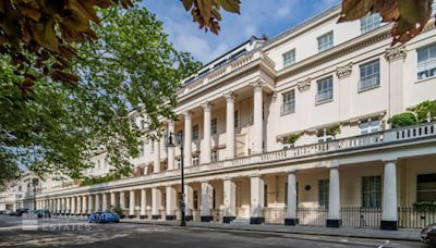 A Regal London Flat Once Owned by Henry Ford II's Wife Just Listed for $31 Million