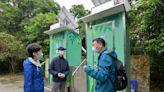 行政長官到訪荔枝窩及在新界多處視察回收設施(附圖/短片)