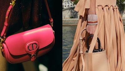 2022春夏「精品包」簡約風是大勢 Dior Bobby變長了、愛馬仕小方包拎著走