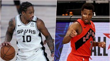 NBA》德羅贊、洛瑞今夏成自由球員 傳有意加盟湖人