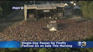 Firefly Festival Single-Day Passes Go On Sale Tuesday