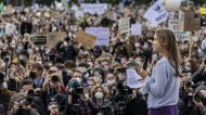 Climate activist Greta Thunberg calls out world leaders' 'vague, indistinct climate targets'