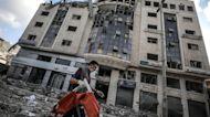 President Biden supports Mideast ceasefire
