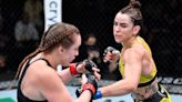 UFC Fight Night: Aspen Ladd falls flat in featherweight debut with loss to Norma Dumont