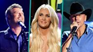 2021 ACM Awards Top Performances: Blake Shelton, Carrie Underwood, Kenny Chesney & More