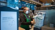 Starbucks to boost US starting wage to $15 per hour, targeting $17 average by 2022