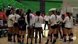 Florida A&M volleyball drops 5-set thriller to Alabama State