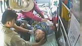 台中港碼頭工安意外 工人手臂慘遭夾斷