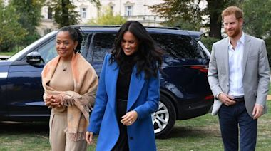 Meghan Markle, Prince Harry & Archie Had A Low-Key Thanksgiving
