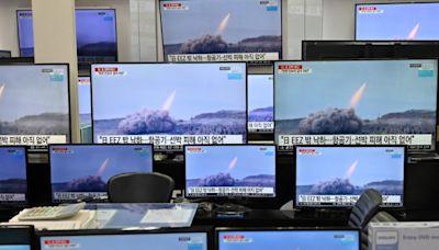 《環看天下》:北韓試射導彈 專家稱此舉旨在威脅美韓 - RTHK
