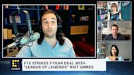 FTX Strikes 7-Year Deal With Riot Games' 'League of Legends'