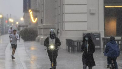 Severe fall storms expected in California and Pacific Northwest