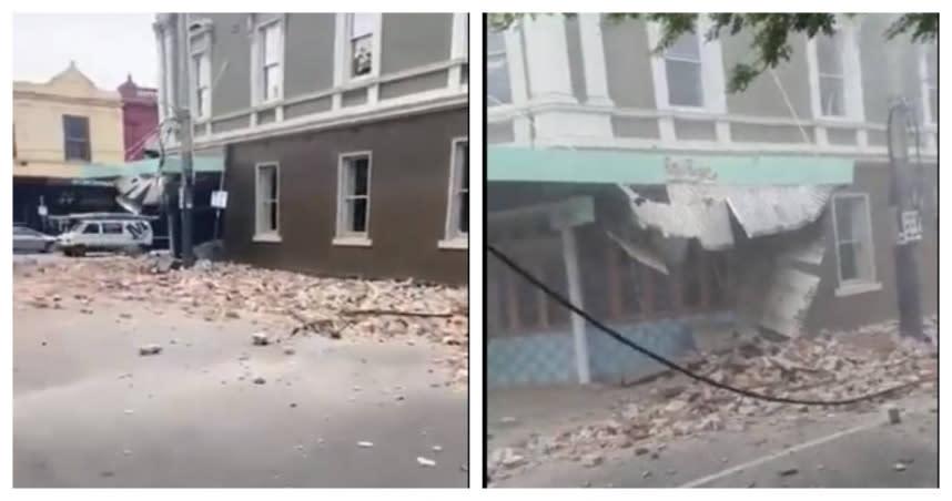 墨爾本地震