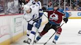 Avalanche Closes Trip in Tampa