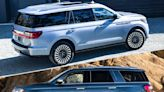 Lincoln Navigator Vs. Ford Expedition: Is the Luxury Badge Worth It?   News   Cars.com