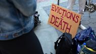 NY extends eviction moratorium as more than 700K households fall behind on rent