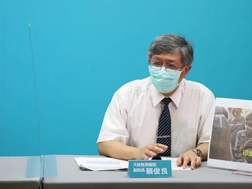 胸腔內科賴俊良呼籲 快打疫苗避免新冠變種重症