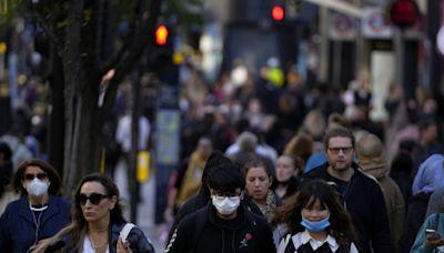 英國工黨呼籲政府採用B計劃來應對英格蘭地區的疫情