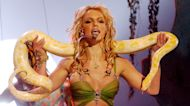 Britney Spears's VMAs snake-wrangler looks back, 20 years later: 'It could have been really risky'