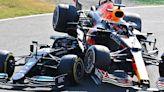 McLaren Capitalizes as Lewis Hamilton and Max Verstappen End Italian Grand Prix in Terrible Crash