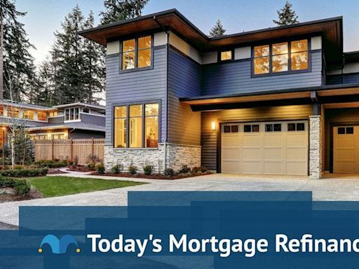 Today's Mortgage Refinance Rates -- April 19, 2021: Rates Drop