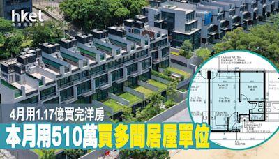 4月1.17億買屯門瑧譽洋房 9月510萬添食1伙瑧譽居室單位 - 香港經濟日報 - 地產站 - 新盤消息 - 新盤新聞