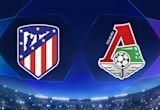 Match Highlights: Atletico Madrid vs Lokomotiv Moskva