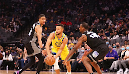 Steph Curry becomes first player in Warriors franchise history to record 5,000 career assists