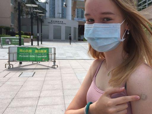 新冠肺炎・最新|今日3萬人打疫苗 15人周日打針後副作用入院