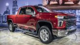 2020 Chevrolet Silverado HD revealed, tows 35,500 pounds