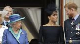 Harry and Meghan deny claim queen was not consulted on new daughter's name