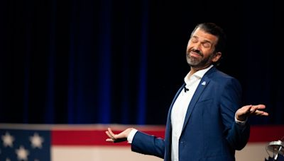 Donald Trump Jr pummeled on Twitter for going after Bezos' treatment of Amazon workers