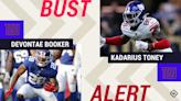 Week 6 Fantasy Busts: Devontae Booker, Kadarius Toney go from hot waiver pickups to risky 'starts'