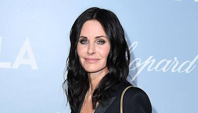 """Courteney Cox Admits Friends Reunion Nomination Is """"Not Exactly the Emmy"""" She Was Looking For"""
