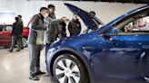 Sales of Tesla EVs made in China surged 29 percent in May