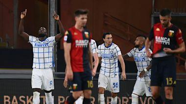 Lukaku gets Inter back winning in Genoa, Sampdoria shock Atalanta