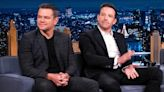 Ben Affleck and Matt Damon Share Hilarious Pics of Themselves at 17 in Matching Puka Shell Necklaces